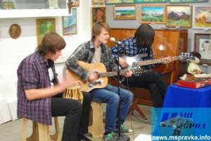 В Мелитополе появилась новая музыкальная группа Pta Khi