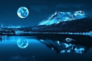 Сегодня жители Запорожской области увидят «голубую Луну»