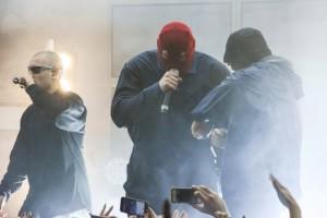 Взорвавшие интернет «Грибы» выступили в Запорожье