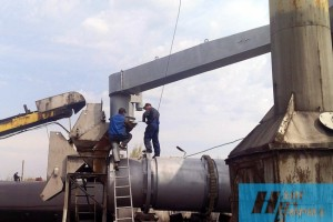 Сторож асфальтобетонного завода утонул на работе