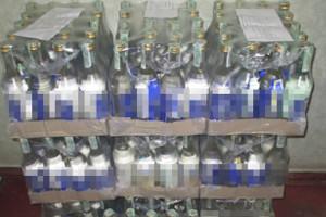 В ходе обысков в Мелитополе найден подпольный спиртзавод