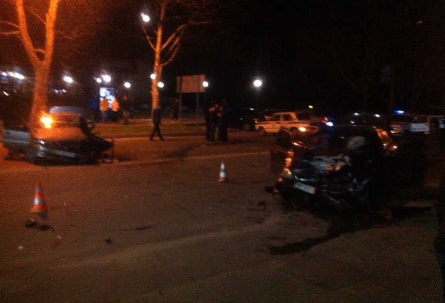 В Мелитополе произошло смертельное ДТП