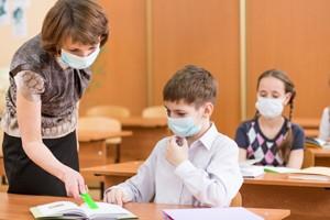 Болезни и холод затруднили учебу мелитопольских школьников