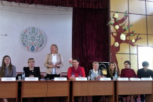 В Мелитополе обсуждали «ноосферное образование»