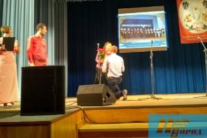 В Мелитополе прошел фестиваль пасхальных песнопений