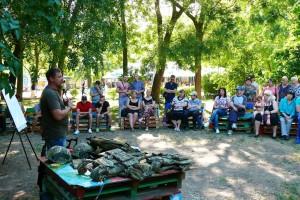 В Мелитополе обучали основам тактической медицины