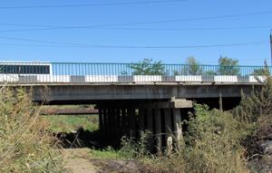Мелитопольский мост на трассе государственного значения смертельно опасен?