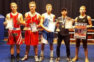 Мелитопольские боксеры завоевали медали на чемпионате области
