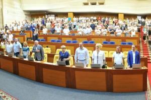 Облсовет решает, выделять ли городу 30 миллионов гривен