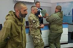 Мэр Бердянска уверен, что бойцы АТО пытались захватить власть