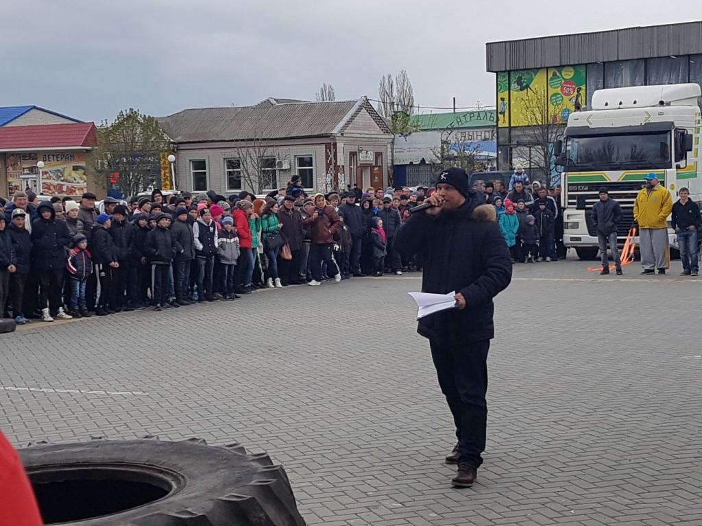Запорожскую область посетил Вирастюк (ФОТО)