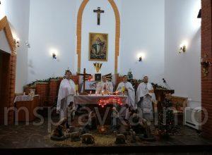 Католики отмечают Рождество Христа