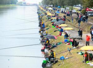 В Кирилловке пройдет чемпионат по спортивному рыболовству