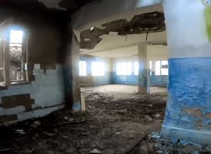Как сейчас выглядят брошенные детские лагеря в Алтагире