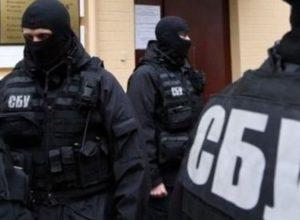 В Запорожье СБУ обыскивает горсовет и дома чиновников