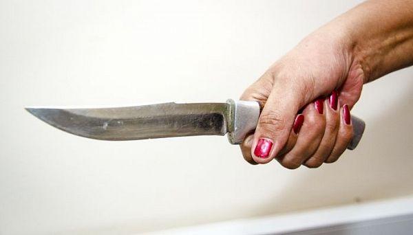 Женщина одним ударом ножа отправила сожителя в реанимацию