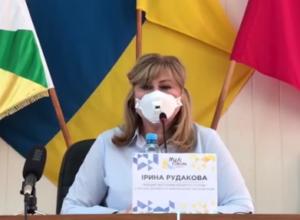 Первый зам мэра Мелитополя прошла тест на коронавирус