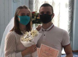 свадьба карантин