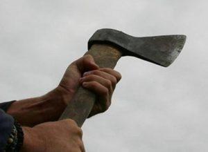 Уроженец Мелитополя напал с топором на магазин