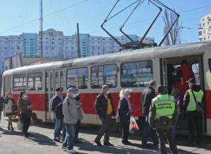 В Запорожье в общественном транспорте буду ездить по справкам