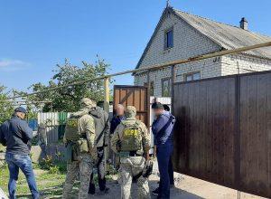 Полицейские задержали криминального авторитета