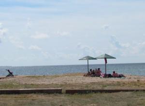 атманай пляж