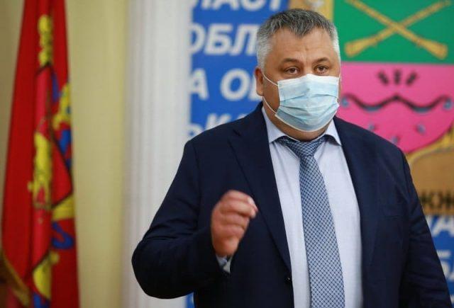 «ЗНР» отменяется – Виталий Боговин избран председателем облсовета