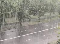 В Мелитополе опять обещают ливень и грозу