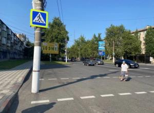 С оживленной улицы убрали регулируемый светофор