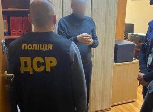 Руководитель бердянского санатория попался на взятке в 12 тысяч гривен