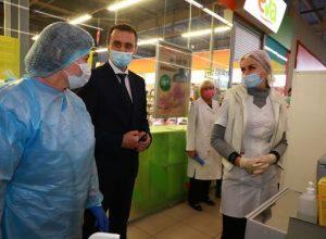 Ляшко хочет отставку главы горздрава Запорожья после рабочей поездки в область