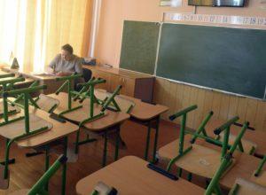 В школах Бердянска продлили карантин из-за коронавируса и холода