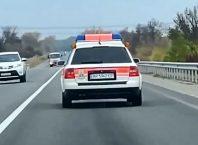 Мелитопольские медики летают по дорогам «на чермете из Европы» со скоростью 160 км/ч